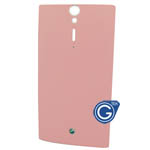 Sony LT26i Battery Cover in Pink