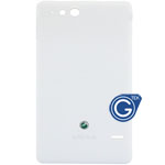 Sony ST27i Xperia Go Battery Cover in White