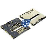 Sony Xperia E Dual C1605 Sim Card Reader