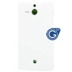 Sony Xperia U ST25i battery cover in white