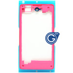 Sony Xperia Z1 Compact ,Xperia Z1 mini,D5503 D Cover / D panel in Pink