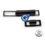 Sony Xperia Z1 Compact ,Xperia Z1 mini,D5503 Side Button Set in Black (Camera button, power button , volume button)