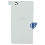 Sony Xperia Z1 Compact ,Xperia Z1 mini,D5503, Genuine Battery Cover in White