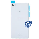 Sony Xperia Z2 Sirius,SO-03,D6503,D6502 Battery cover in White ( Highest Quality )