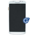 Samsung Galaxy S4 Active i9295 Complete LCD with Digitize in White