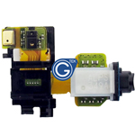 Sony Xperia Z3 (5.2 inch) Audio Flex-Cable Earphone Jack + Proximity Sensor