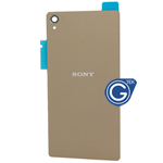 Sony Xperia Z3 (5.2 inch) Battery Cover in Rose Gold Highest quality