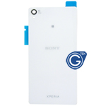 Sony Xperia Z3 (5.2 inch) Battery Cover in White Highest quality
