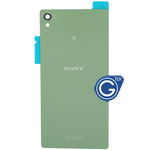 Sony Xperia Z3 (5.2 inch) Battery Cover in Green Highest quality
