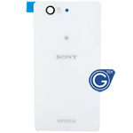 Sony Xperia Z3 Compact ,Z3 Mini (D5803) Battery Cover in White (Highest quality )