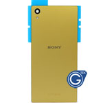 Sony Xperia Z5 (5.2 inch) Battery Cover in Gold Highest Quality