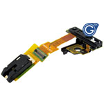 Sony Xperia ZR M36H Sensor Flex Cable with earphone connector