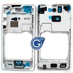 Sony Xperia ZR M36h Centre Board / Centre Frame in White