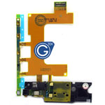 Sony Xperia ZR M36h Side Button Flex Cable with vibra