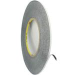 0.3 cm Roll of adhesive black tape 3m strong double sided for digitizers, frames and etc
