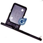 Genuine Sony Xperia XA1 (G3121) Sim Card Tray Black - P/N: 306J1X60800