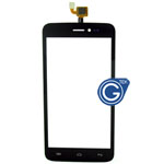 Wiko Lenny Digitizer Touchpad in Black