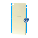 Sony Xperia XA (F3111), Xperia XA Dual (F3112) Battery Cover in Lime Gold