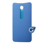 Motorola Moto X Style Battery Cover in Blue