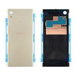 Genuine Sony Xperia XA1 (G3125), Xperia XA1 Dual Battery Cover in Gold - P/N: 78PA9200040