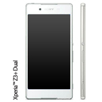 Genuine Sony E6533 Xperia Z3+ Dual Display LCD with Digitizer and Frame Assy in White- Sony part no:1293-8466
