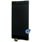 Sony Xperia Z5 Premium (5.5 inch) Complete LCD with Digitizer in Black - OEM