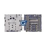 Samsung Galaxy A8 SM-A800F Sim Card Reader
