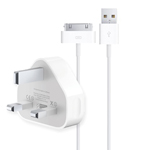 Apple A1299 USB Charging Adaptor Bulk with Dock Connector to USB Cable- Replacement compatible part