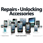 New Apple Series A3 Poster - Repairs, Unlocking & Accessories
