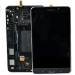 Genuine Samsung SM-T230 Galaxy Tab 4 7.0 Complete Lcd with Touchscreen in Black-Samsung part no: GH97-15864A