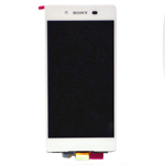 Sony Xperia Z4/Z3 Plus Complete LCD with Digitizer in White OEM