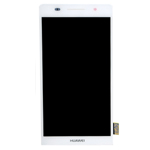 Huawei Ascend P6 complete lcd with digitizer in White