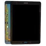 Genuine-Samsung-SM-T815-SM-T813-Galaxy-Tab-S2-Complete-Lcd-with-Touchscreen-in-Black-Samsung-part-no-GH97-17729A