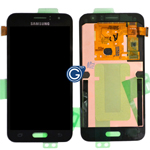 Samsung SM-J120 Galaxy J1 (2016) LCD / Touch in Black-Samsung part no: GH97-18224C