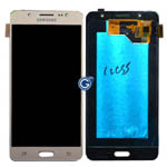 Genuine Samsung SM-J510 Galaxy J5 (2016 )lcd and touchpad in Gold - Part no: GH97-18792A