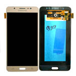 Genuine Samsung SM-J710 Galaxy J7 (2016) Lcd and touchpad in Gold - Part no: GH97-18855A