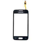 Genuine Samsung SM-G318 Galaxy V Plus Digitizer Touchscreen in Black-Samsung part no: GH96-08600B