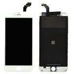 iPhone 6 Plus lcd and touchpad assembly in White - Compatible part