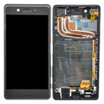 Genuine Sony (F8131)/ Xperia X Performance/X Dual Performance (F8132) Complete Lcd with Digitiser in Black-Sony part no: 1302-3671