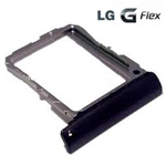 Genuine LG G-flex (D955) Sim Card Holder LG Part number: ABN74058501