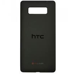 Original Battery Cover for HTC Desire 600 in Black - P/N:74H02477-00M