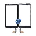 Sony Xperia E4 Digitizer Touchpad in Black