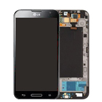 Genuine LG E986 Optimus GPro Complete lcd and digitizer with frame black - ACQ86379201