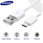Genuine Samsung Type C to USB Data Cable - Part no: EP-DN930CWE