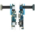 Genuine Samsung SM-G925F Galaxy S6 Edge - Flex Board Micro USB Connector + Microphone - Samsung part no : GH96-08226A