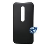 Motorola G3 Battery Cover in Black