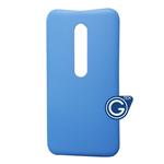 Motorola G3 Battery Cover in Blue
