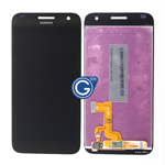 HuaWei Ascend G7 Complete LCD with Digitizer in Black