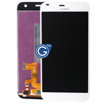 HuaWei Ascend G7 Complete LCD with Digitizer in White