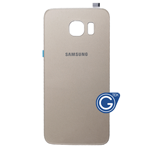 Samsung Galaxy S6 SM-G920F Battery Cover in Gold Highest Quality